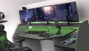 grand bureau gamer