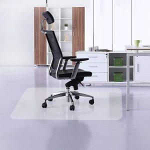 tapis de sol fauteuil gamer transparent